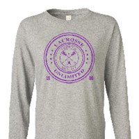 Girls Lacrosse Premium 1990 Long Sleeve | Lacrosse Unlimited