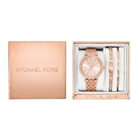 Darci Rose Gold-Tone Gift Set | Michael Kors