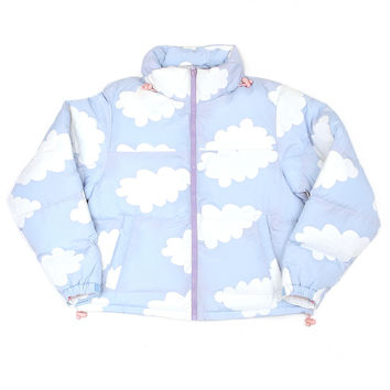 Lazy Oaf Cloud Puffer Jacket