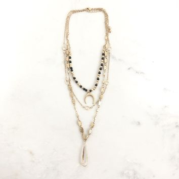 Intuition Layered Necklace