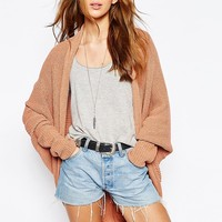 ASOS Cardigan In Cocoon Shape