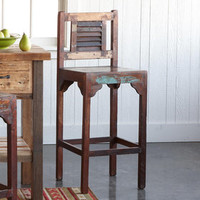 LADDERBACK BARSTOOL         -                  Stools & Benches         -                  Furniture         -                  Furniture & Decor                       | Robert Redford's Sundance Catalog