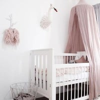 Children Play Tent Princess Tent For Kids Play House Baby Playpen Indoor Infant Room Dome Hammock Tent Bed CurtainTent 240cm