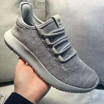 Yeezy Adidas Women Boost Sneakers Running Sports Shoes gray