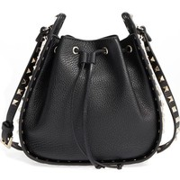Valentino Rockstud Leather Bucket Bag | Nordstrom