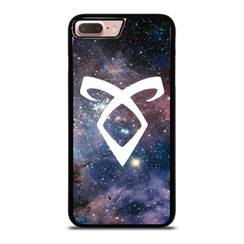 SHADOWHUNTERS ANGELIC RUNE NEBULA iPhone 8 Plus Case Cover