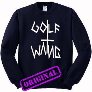golf wang for Sweater navy, Sweatshirt navy unisex adult