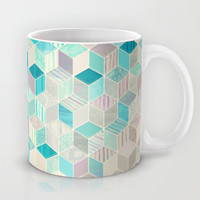 Vacation Patchwork Mug by Micklyn