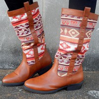 Absolute Aztec Boots