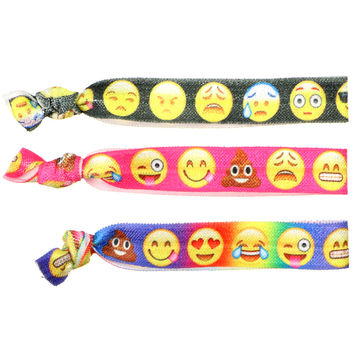 EMOJI HAIRBANDS