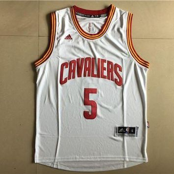 UCANUJ3V Smith Cleveland Cavaliers#5 Adidas Jersey