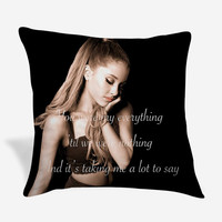 Ariana Grande My Everything Pillow Case