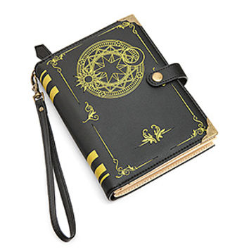 Black Magic Spellbook Billfold - Exclusive
