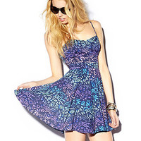 Day-Tripper Skater Dress