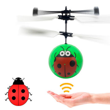 Ladybird Remote Control Helicopter