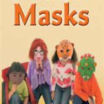 Rigby Flying Colors Individual Student Edition Orange A World of Masks