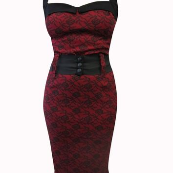 Switchblade Stiletto Women's Darling Dress