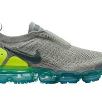 Nike Air Vapormax Flyknit Moc 2 AH7006-300 Mica Green Running Shoes Size 14