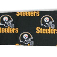 "Pittsburgh Steelers 52"" Ceiling Fan BLADES ONLY"