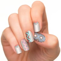 Incoco Nail Polish Strips, Nail Art, New Directions