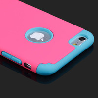 Shockproof Hard Phone Case for Apple iPhone 6 6Plus
