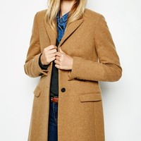 CHEPMELL WOOL OVERCOAT