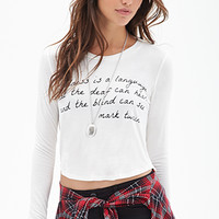 Language of Kindness Top