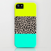 Leopard National Flag XI iPhone & iPod Case by M Studio