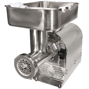 WEB-08-2201-W Electric Meat Grinder and Sausage Stuffer