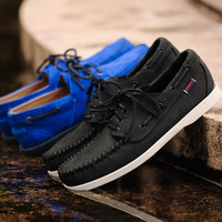 Ronnie Fieg X Sebago Vincent - Black | 7 Shoes | Ronnie Fieg x Sebago