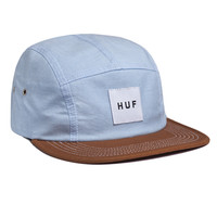 Huf: Chambray Field Volley - Blue