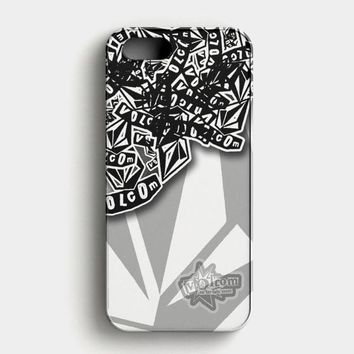 Volcom Inc Apparel And Clothing Stickerbomb iPhone SE Case