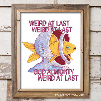 TopatoCo: Weird At Last Poster (16x20)