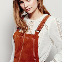 Free People Fall 4 U Seude Jumper