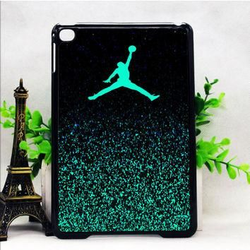 NIKE AIR JORDAN JUMP MINT GLITTER IPAD MINI 1 | 2 | 4 CASES