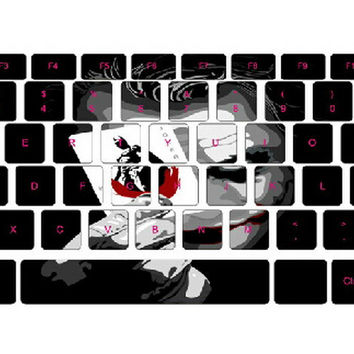 Creative Cute Keyboard Stickers / Decals For MacBook (Air 13 Inch Retina)