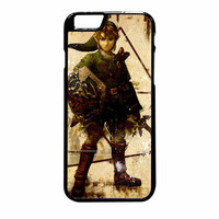 Link The Legend Of Zelda iPhone 6 Plus Case