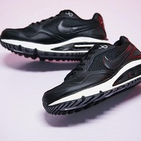 "Nike Air Max DIRECT Retro Running Shoes ""Black&White""579923-011"