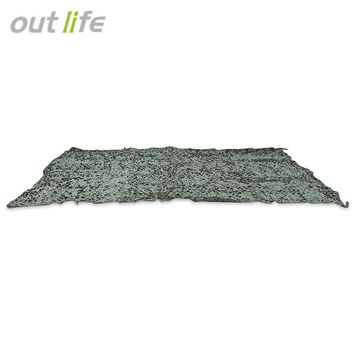 Outlife 2 X 3M Portable Camouflage Net Woodland Military Car Tent Camouflage Net Hunting Camping Cover Sunshade