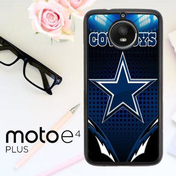 Dallas Cowboys X5052 Motorola Moto E4 Plus Case
