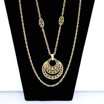 Best Trifari Gold Chain Necklace Products on Wanelo daadd64d0c