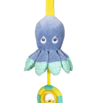 Eco-Buds Organic Take-Along Pals - Octopus