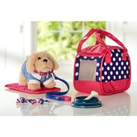 Journey Girls Pet Set - Golden Retriever