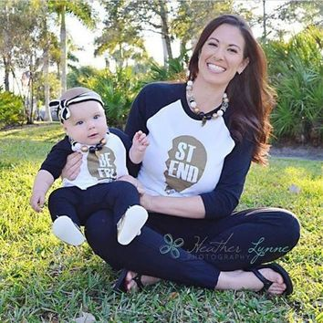 Mommy and Me Best friends Tee
