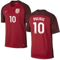 Pulisic Jersey USA Third 2017