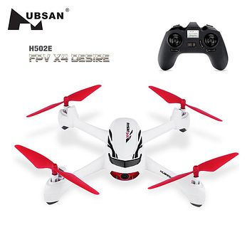 Original Hubsan H502E X4 Drone With 720P HD Camera 2.4G 4CH GPS Altitude Mode RC Quadcopter RTF Mode Switch Dron Toys