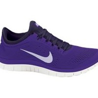 The Nike Free 3.0 Women's Running Shoe.