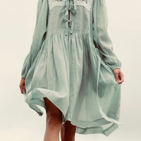 Tissue Box Ramie Dress | Moda Operandi