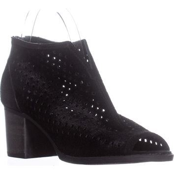 Dirty Laundry by Chinese Laundry Too Cute Ankle Booties, Black, 8.5 US / 39 EU