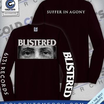 "Cold Cuts Merch - Blistered ""Suffer"" Longsleeve"